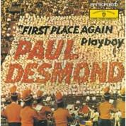 Paul Desmond: First Place Again + 1 Bonus Track - CD
