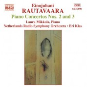 Rautavaara: Piano Concertos Nos. 2 and 3 / Isle of Bliss - CD