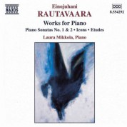 Rautavaara: Piano Works - CD