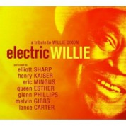 Elliot Sharp: Electric Willie - CD