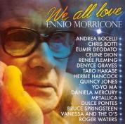 Çeşitli Sanatçılar: We All Love Ennio Morricone - CD