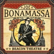Joe Bonamassa: Beacon Theatre: Live From New York - Plak