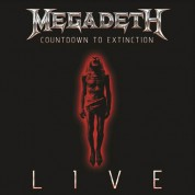 Megadeth: Countdown To Extinction: Live - CD