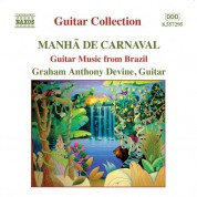 Guitar Music From Brazil - CD