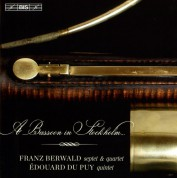 Donna Agrell, Lorenzo Coppola, Ronald Brautigam: A Bassoon in Stockholm - SACD