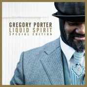 Gregory Porter: Liquid Spirit (Special Edition) - CD