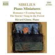 Sibelius: Piano Music, Vol.  5 - CD