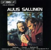 Finnish Radio Symphony Orchestra, Okku Kamu, Helsinki Philharmonic Orchestra, Paavo Berglund: Sallinen: Symphonies 1 and 3 - CD