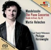 Martin Helmchen: Mendelssohn: The Piano Concertos / Rondo Brilliant Op. 29 - SACD