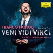 Franco Fagioli: Veni,Vidi,Vinci - CD