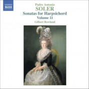 Soler, A.: Sonatas for Harpsichord, Vol. 11 - CD