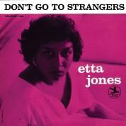 Etta Jones: Don't Go To Strangers - CD
