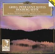 Berliner Philharmoniker, Herbert von Karajan: Grieg/ Sibelius: Suiten/ Finlandia - CD