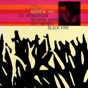 Andrew Hill: Black Fire - Plak