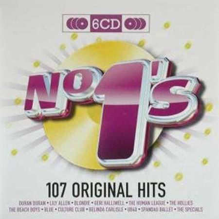 Çeşitli Sanatçılar: Original Hits - Number 1s - CD