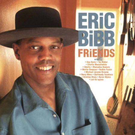 Eric Bibb: Friends - Plak