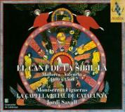 Montserrat Figueras, Jordi Savall: El Cant de la Sibilla Mallorca - Valencia (1400-1560) - CD