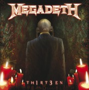 Megadeth: Th1rt3en - CD
