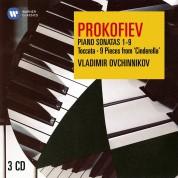 Vladimir Ovchinnikov: Prokofiev: Piano Sonatas No. 1 - 9, Toccata, 9 Pieces Form The Ballet (Cinderella) - CD