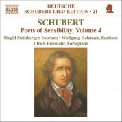 Birgid Steinberger: Schubert: Lied Edition 21 - Poets of Sensibility, Vol. 4 - CD