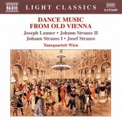 Dance Music From Old Vienna - CD