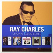 Ray Charles: Original Album Series - CD