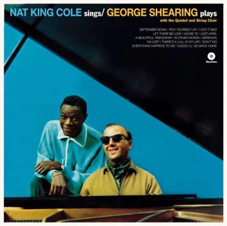Nat King Cole, George Shearing: Nat King Cole Sings / George Shearing Plays - Plak