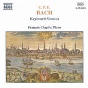 Francois Chaplin: Bach, C.P.E.: Keyboard Sonatas - CD