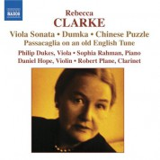 Philip Dukes: Clarke, R: Viola Music - CD