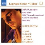 Nirse Gonzalez: Guitar Recital: Nirse Gonzalez - CD