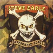 Steve Earle: Copperhead Road - Plak