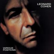 Leonard Cohen: Various Positions - Plak