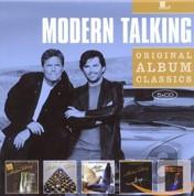 Modern Talking: Original Album Classics - CD