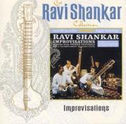 Ravi Shankar: Improvisations - CD
