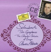 Claudio Abbado, Chamber Orchestra of Europe: Schubert: The Symphonies - CD