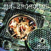 Goran Bregovic: Underground (Soundtrack) - CD