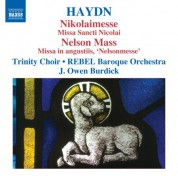 New York Trinity Church Choir: Haydn: Masses, Vol. 3: Masses Nos. 6,