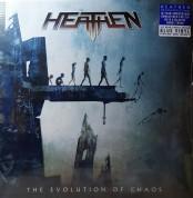 Heathen: The Evolution Of Chaos (Blue Vinyl) - Plak