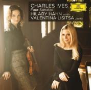 Hilary Hahn, Valentina Lisitsa: Ives: 4 Violin Sonatas - CD