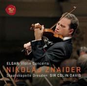Sir Colin Davis, Staatskapelle Dresden, Nikolaj Znaider: Elgar: Violin Concerto - CD
