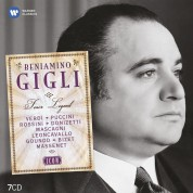 Beniamino Gigli: Tenor Legend - CD