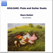 Giuliani: Flute and Guitar Duets - CD