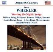 Çeşitli Sanatçılar: Wheeler: Wasting the Night: Songs - CD