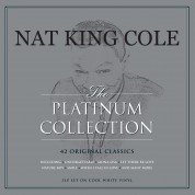 Nat King Cole: The Platinum Collection (White Vinyl) - Plak
