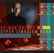 Kálmán Balogh: Live In Germany - CD