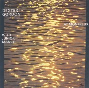 Dexter Gordon, Junior Mance: At Montreux with Junior Mance - CD