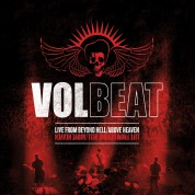 Volbeat: Live From Beyond Hell / Above Heaven - CD
