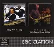 Eric Clapton, B.B. King, J.J. Cale: Riding With The King / Live In San Diego - CD