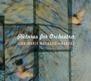 Jean-Marie Machado: Pictures For Orchestra - CD