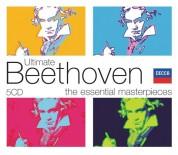 Bernard Haitink, Claudio Arrau, Henryk Szeryng, Sir Georg Solti, Vladimir Ashkenazy, Zubin Mehta: Beethoven: Ultimate Beethoven - CD